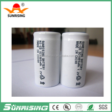 NiCd Rechargeable battery sc 1.2v 1800 ni cd battery pack /sc1800 nicd battery pack