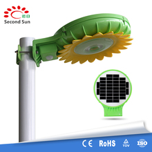 China Wholesale 5W Sunflower solar garden led light,mini solar panel for led light