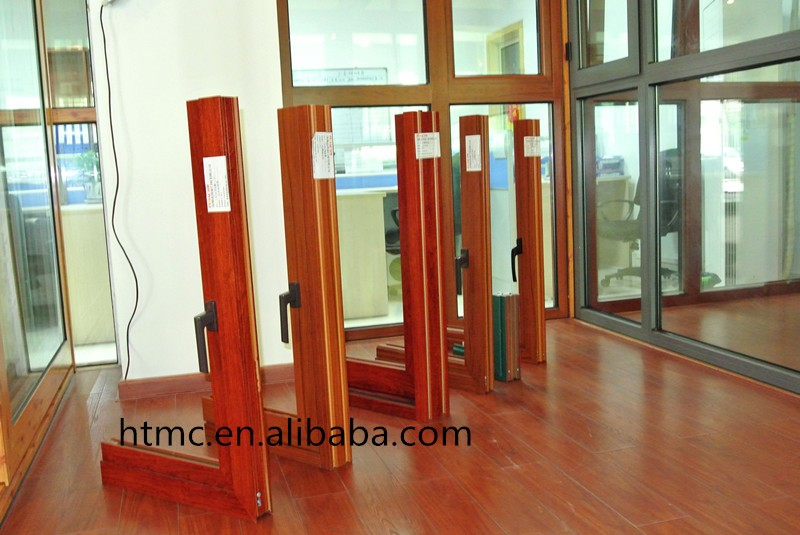Hot sale double glass aluminium soundproof used exterior french doors for sale