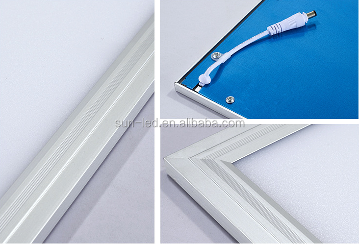 manufactures shenzhen 45w led panel 600x600 glass flat led panel lights led panel lights