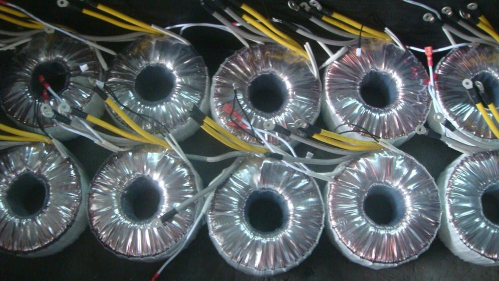 Toroidal Transformer For Wind Power/Soalr Power/UPS/Industrial Control/Lighting/Medical