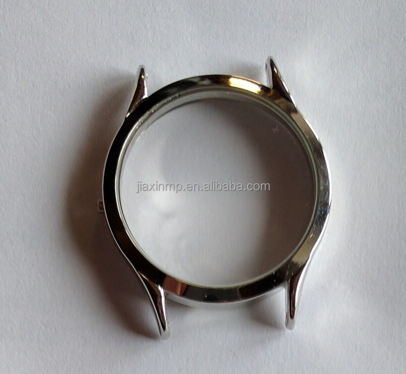 stainless steel custom watch case 316l