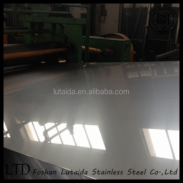 TISCO Stainless Steel 2MM Thick Sheet Price per kg