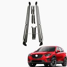 Hot Factory Sale SIDE STEP OEM TYPE FOR MAZ CX-5 2017 CAR ACCESSORIES
