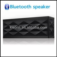 Protable jambox bluetooth speaker with rechargeable smartphone