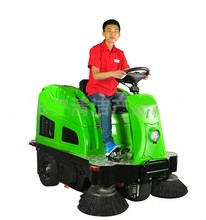 Popular SHYTGER Brand Electric Snow Sweeper Road Sweeper