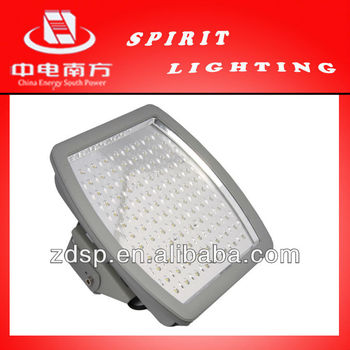 high efficiency ul ce dlc rohs approved led gas station light with explosion-proof
