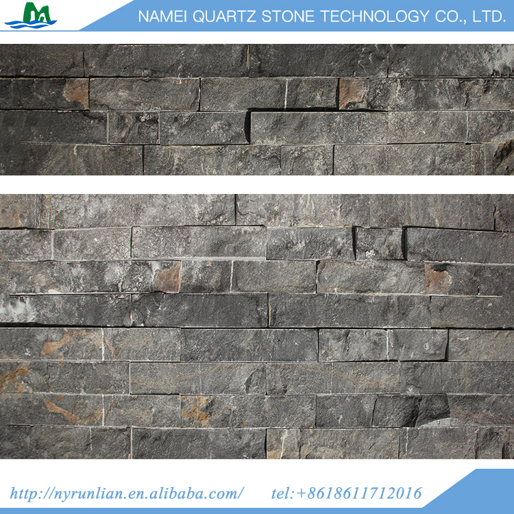 Hot selling white marble exterior wall slate tile natural stone