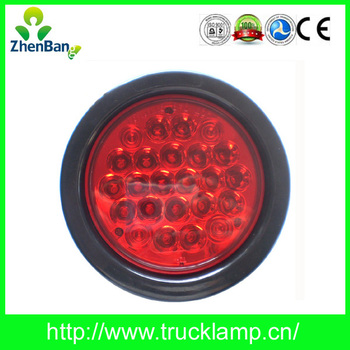 Hot Sale 4 inch Round LED Stop Turn Tail Light