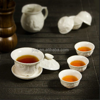 Herbal Extract Natural Flavor Organic Black Teas For Slimming