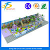 Hot sale indoor PVC flooring playground children games for christmas
