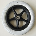 Polyurethane Foam Filled Solid Wheel Start Wheel