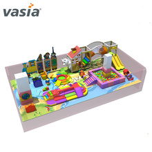 Huaxia children popular soft toys playground toddler equipment for hot selling