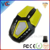 2.4ghz top digi wireless mouse with CE,ROHS,FCC certificate