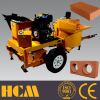 m7mi interlocking brick machine/cement block making machine for Swaziland