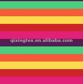 black and yellow stripe fabric for beach cloths