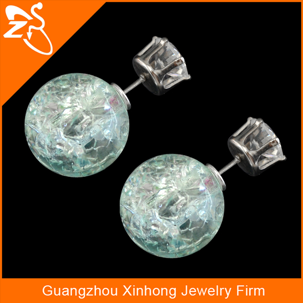 ES01634 Factory direct wholesale beautiful stud earring base