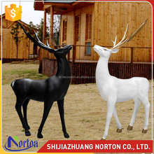 modern craft garden decoration resin deers statues NTRS-003LI