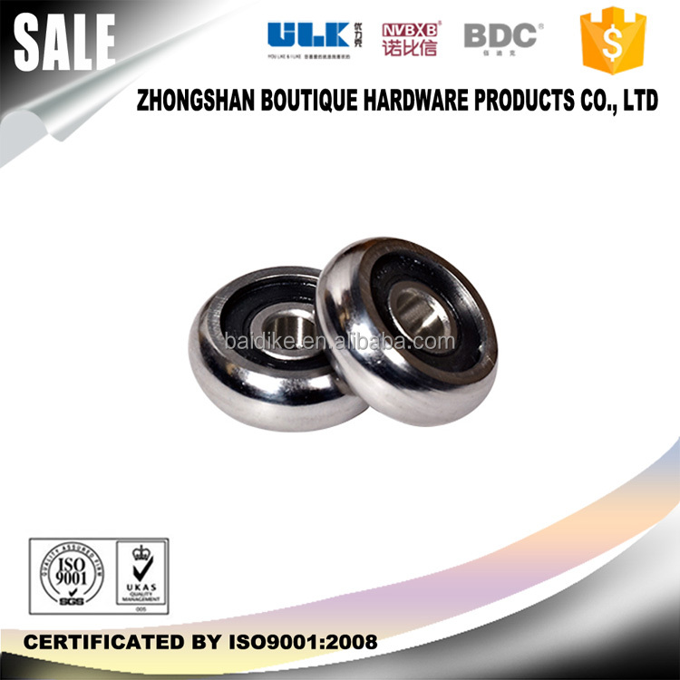 Manufacture 6007 zz ball bearing glides With ISO9001 certificates