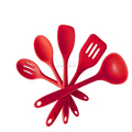 Eco-frendly silicone kitchen utensil for cooking