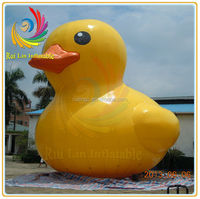 inflatable duck for advertising, yellow duck stuffed animal, inflatable duck decoy