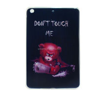 "Fashion tpu case back cover for Samsung Galaxy Tab 3 Lite 7"" T111, For Samsung T110 Tablet tpu case"