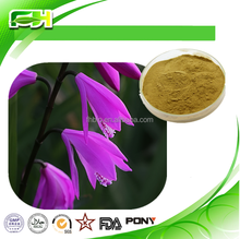 Bletilla Tuber Extract Powder / rhizoma bletillae extract by relieable factoty