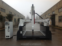Eps Cnc Router For Polyform And Wood Mould Working 1530