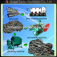 steel nail making equipment in metal &metallurgy machinery