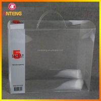 New style cosmetic clear plastic packaging