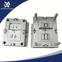 Factory price design service electric outlet mold manufacturer