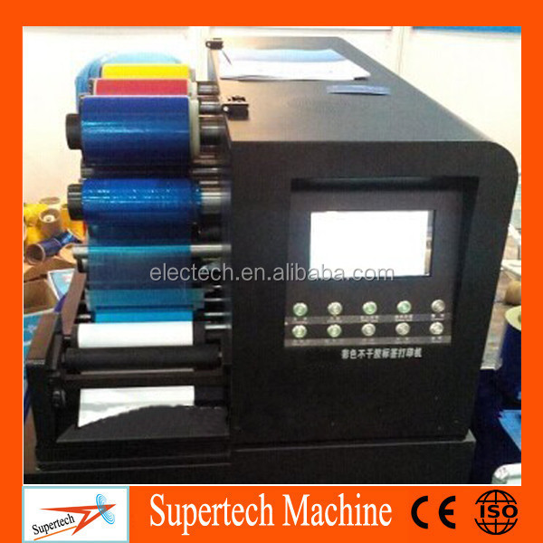 Color Label Automatic Printer Label Printing New Condition Printer Cheap, Digital Printer Type