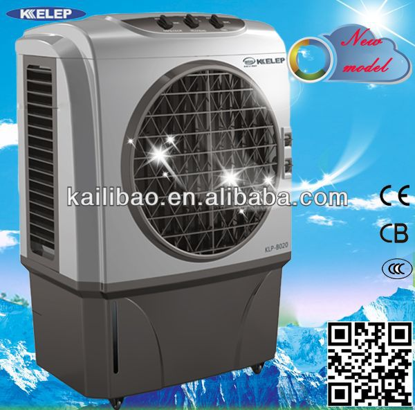 Air cooler home evaporator with 5090 cooling pad - (2000m3/h)