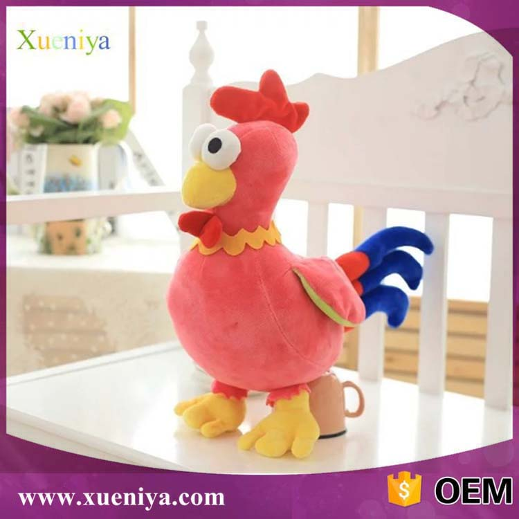 Latest Design Factory Price Wholesale Custom Turkey Plush Stuffed Toy