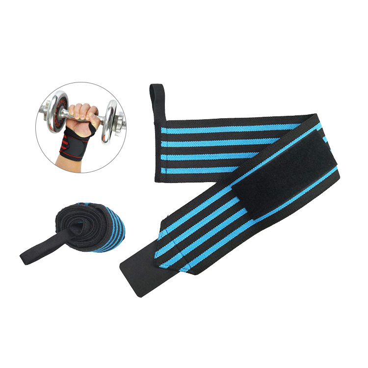 Best Essential Powerlifting Towel Wrap Tennis Gymnastics Guard Wrist Strap Wrist Support Band For Youth