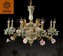 Made in China antique 2017 brass chandelier mosque light chandelier