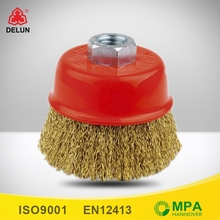 China angle grinder wire brush for welding