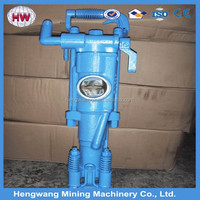 Cheapest 2015 China hot selling rock drill/rock drill head from hengwang factory