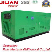 100kva water cooled electric power diesel generador energy generator china supplier
