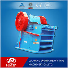 Luoyang Dahuascreenless granulator qs26 tooh bite type low speed crusher for injection machine ASJ-E jaw crusher