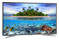new led tv of 2016 led television for 43 inch led tv with android system and USB/ vga /SKD /SCD used hotel tv