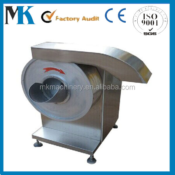 High efficiency electric fresh potato chips making machine for sale