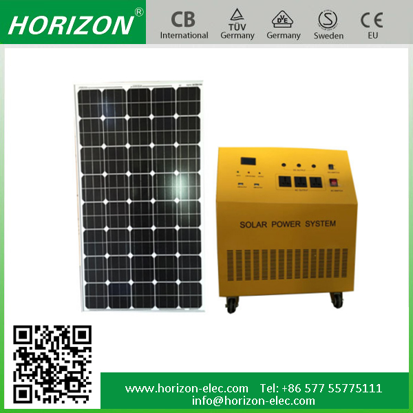 3000W solar power system home 200AH Battery solar energy system run TV,Fan,refrigerator,solar lighting kits for outdoor lighting