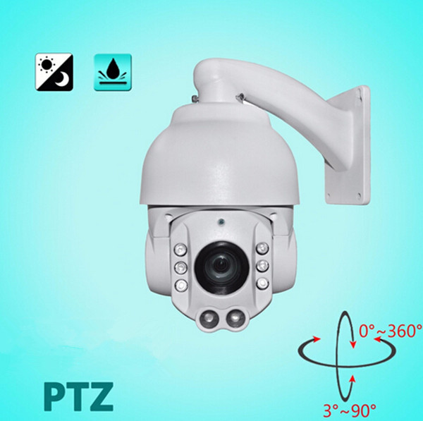 Factory price 18x zoom 1.3Mp 960P AHD High Speed PTZ Camera