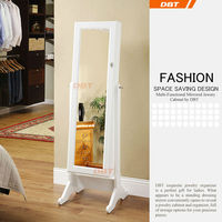 french white cheval mirror jewelry armoire children furniture sets