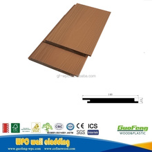 outdoor wpc co extrusion wall cladding