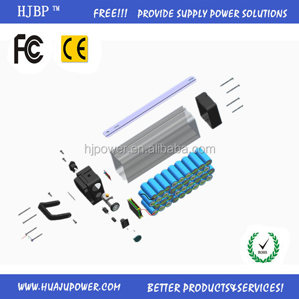 electric bicycle battery 24v 12ah
