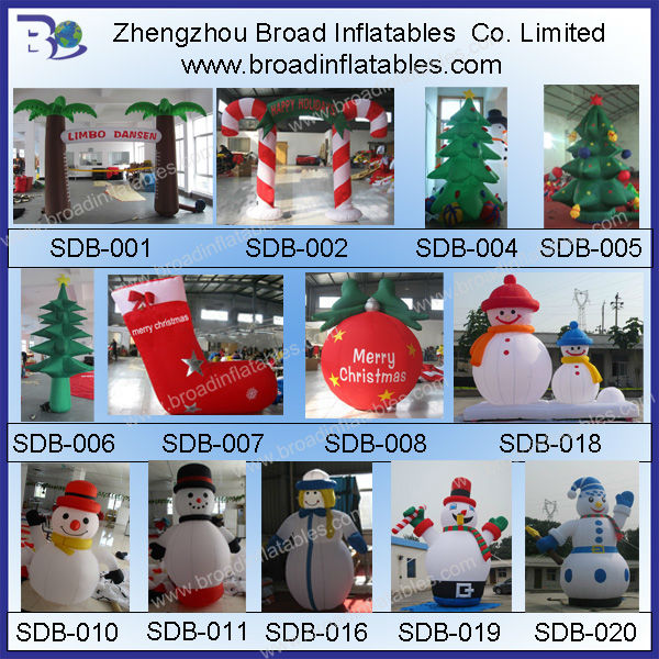 Christmas stocking inflatable Christmas,inflatable Christmas products