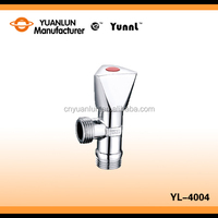 2014 Hot Selling High Quality Brass Chrome Plated Angle Valve