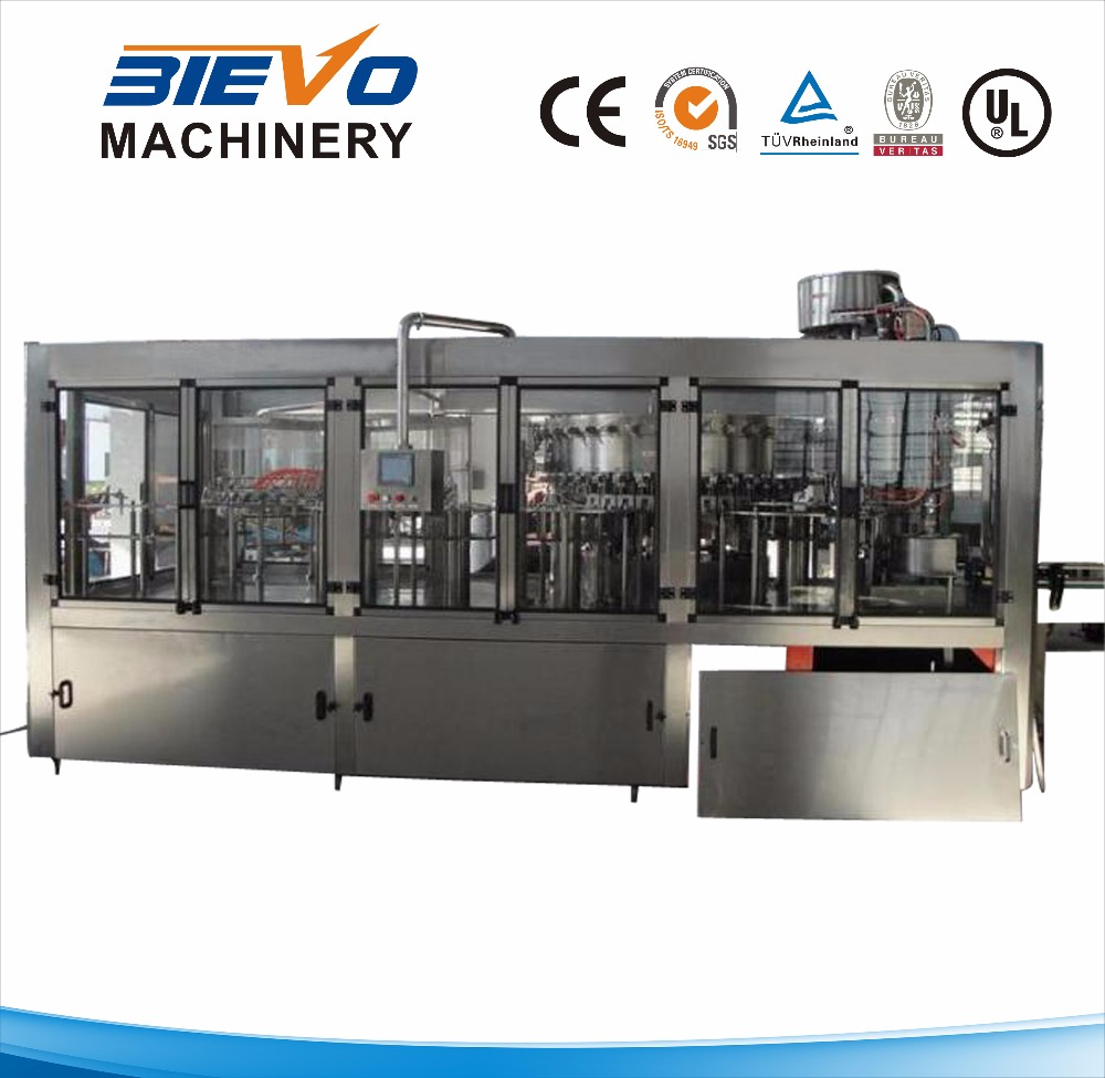 factory direct sale full automatic turnkey carbonated beverage bottling factory design